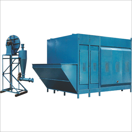 DUST SEPARATOR AND COMPACTOR