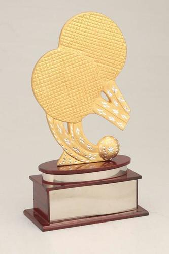 Badminton trophy