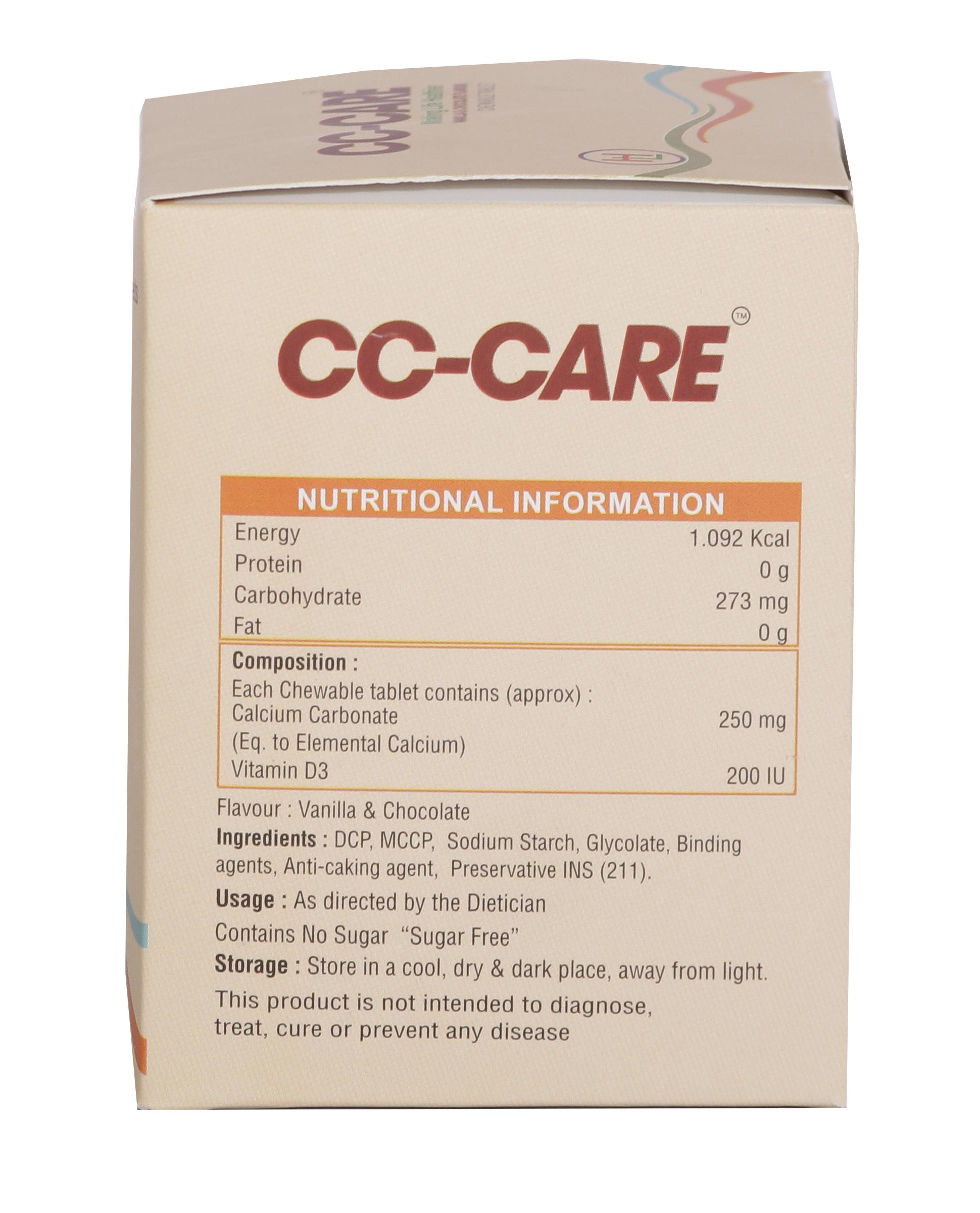 Calcium Citrate, Vitamin D3 Tablets