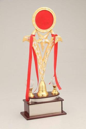 Diamond designed trophy