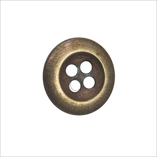 Antique Brass Button