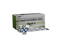 Hipril A Amlodipine 5mg Lisinopril 5mg Tablet