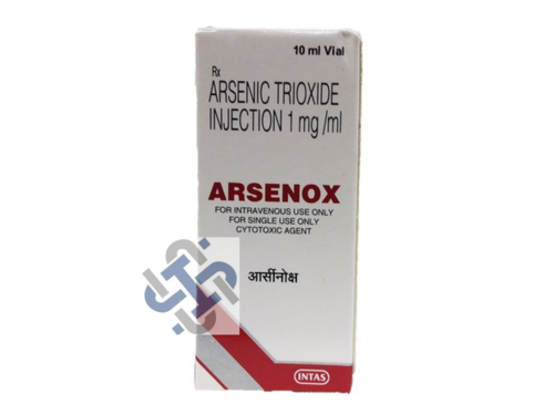 Arsenox Arsenic Trioxide 1mg Injection