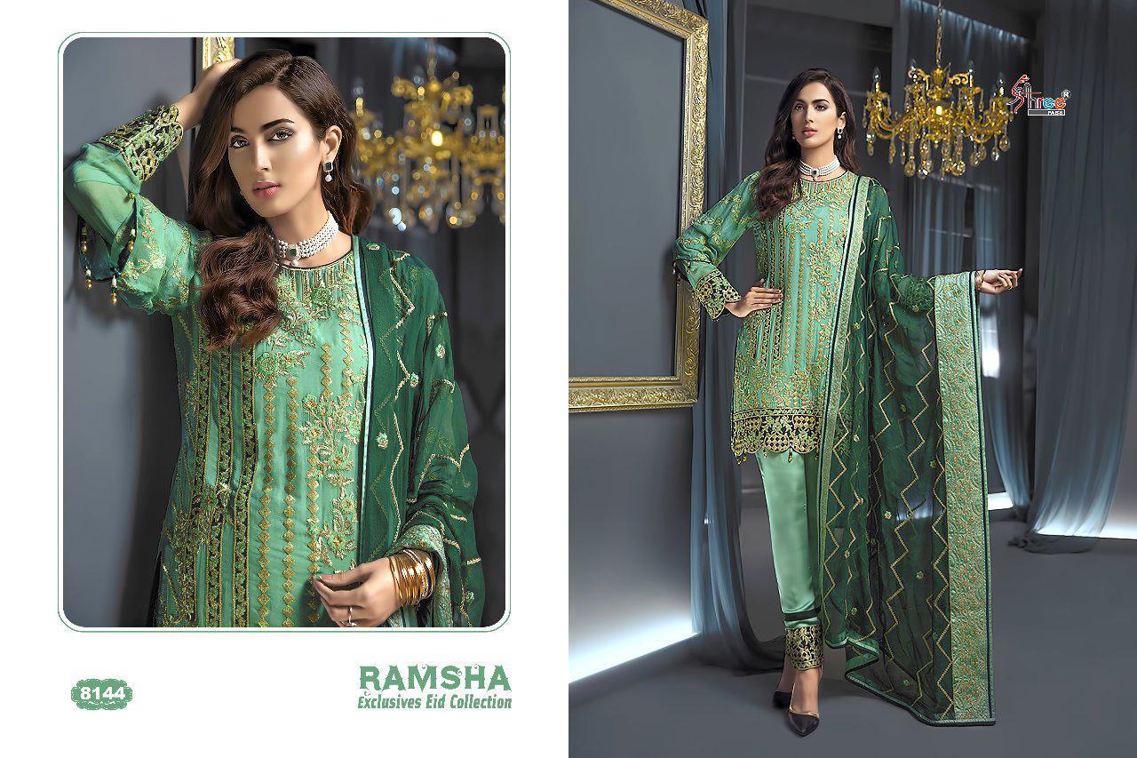 Pakistani style salwar kameez