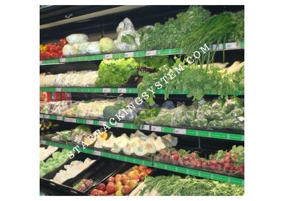 Grocery Display Shelves