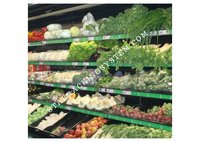 Grocery Display Shelves