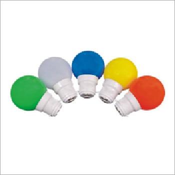 Multi Color Coloured Led Bulb