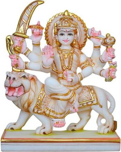 Marble Mata Rani Statue
