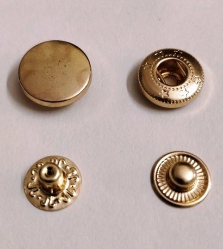 Metal Vt6 Alloy Cap Rose Gold