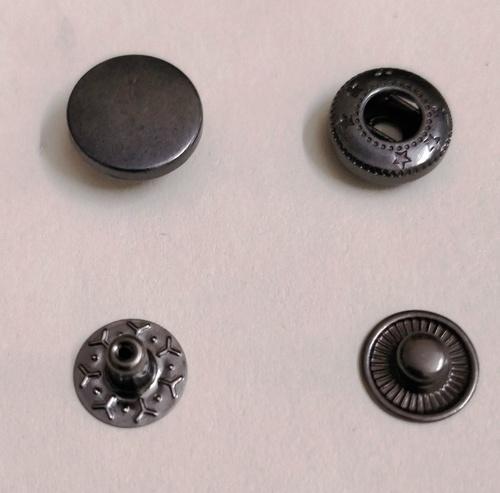 Gunmetal Vt5 Alloy Cap