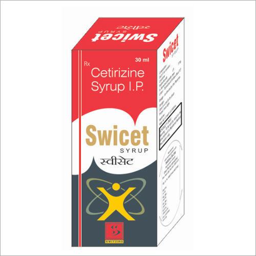 Cetirizine Syrup I.P.