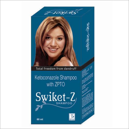 Ketoconazole Shampoo with ZPTO