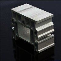 China OEM Aluminum Profiles 6060 , 6063 Manufacturer
