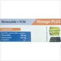 100 Mg Nimesulide