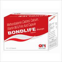 Vitamin B6 And Folic Acid Capsule