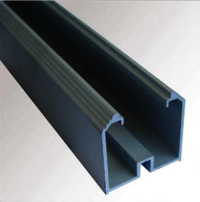 OEM Aluminum Heat Sink Bar Circular Tube Extruded Aluminum Profile