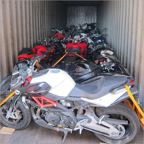 Bike Container Transport Services