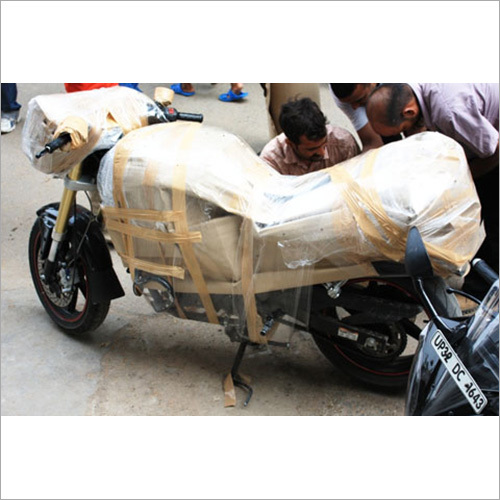 Two Wheeler Transport Services