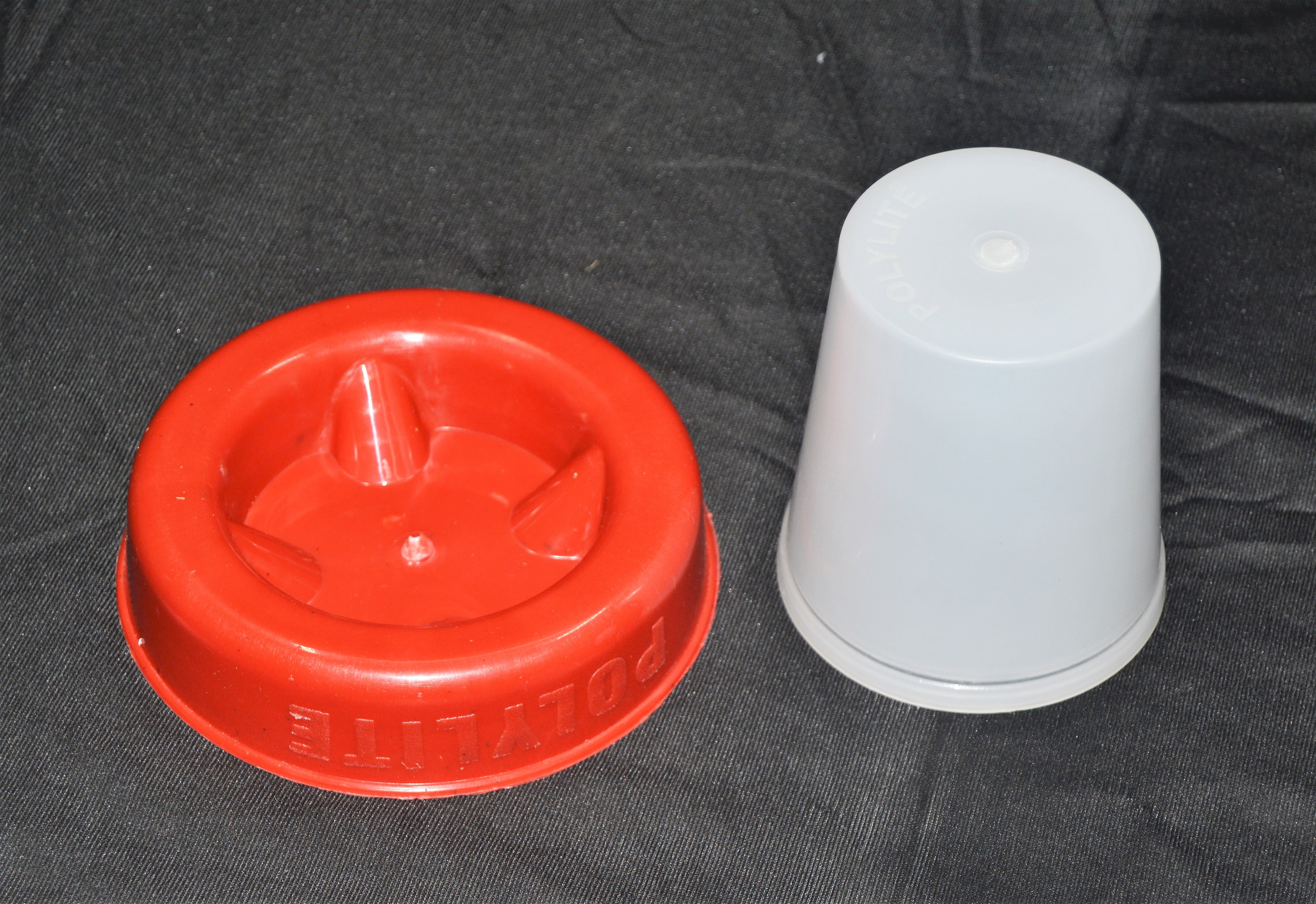 Poultry Cage Feeder