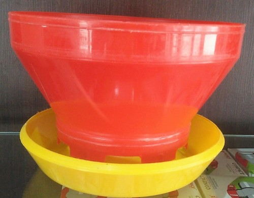Poultry Chicks Turbo Feeder
