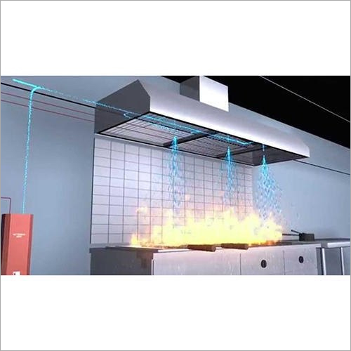 Kitchen Fire Suppression System
