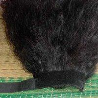 Black Bulk Hair