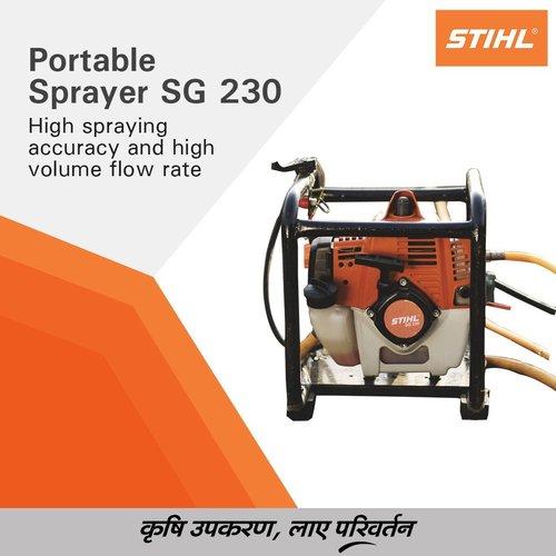 SG 230 STIHL Power Sprayer