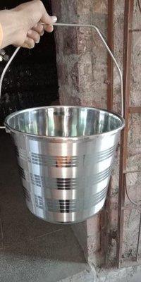 Stainless ateel buckets