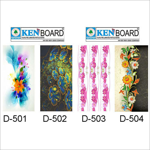 Digital Laminated Boards