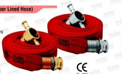 Xtra Coat Reinforced Rubber Lined Hose