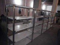 Kitchen Rack Steel Table