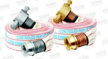 Cool Controlled Percolating Hose