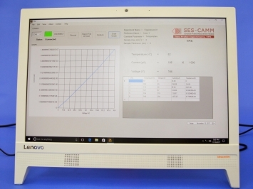 Two Probe Method For Resistivity Measurement Of Insulators, TPX-200C
