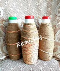 Eco Friendly Clay Jute Water Bottle