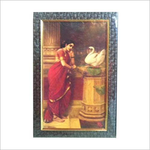 Decorative Photo Frame Painting