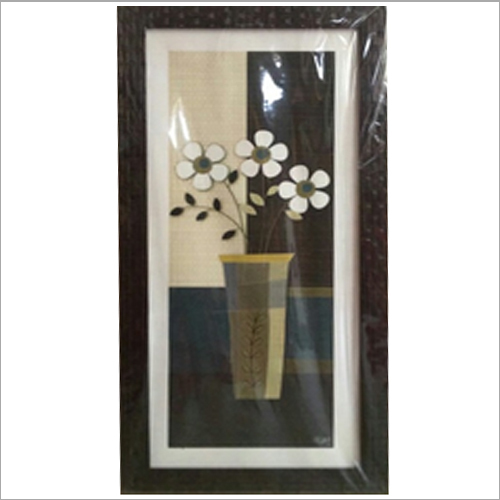 Brown And Also Available In Several Colors Decorative Wall Frame
