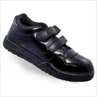 Wellcrow Gola Black Sports Mens Shoes