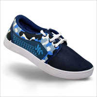 Handsome Less Mens Canvas Shoes