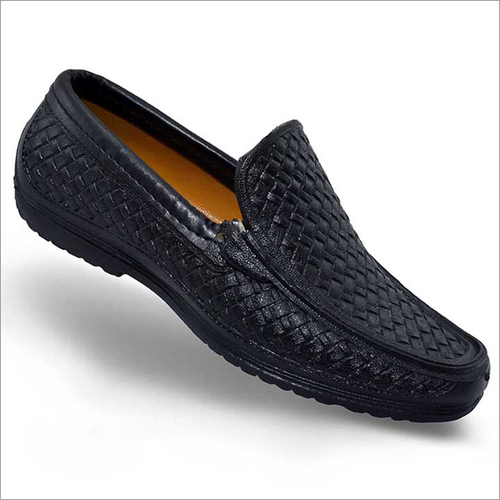 Jambo Gold Mens Loafer Shoes