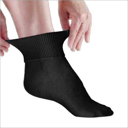 Womens Stretchable Cotton Ankle Socks