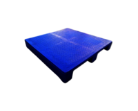 Two Way Chequered Top Plastic Pallet