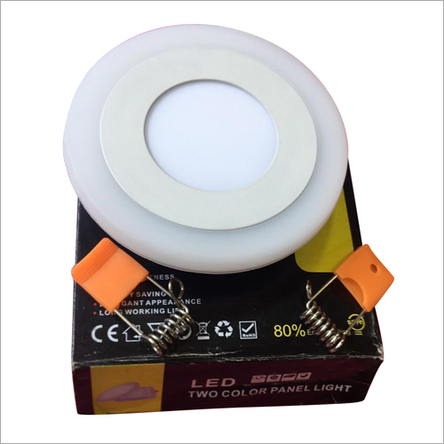 LED Two Color Panel Light