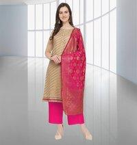 Designer Thread Work Salwar Suit