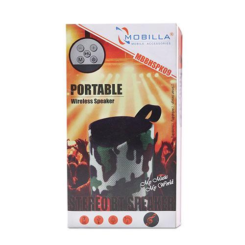 PORTABLE WIRELESS SPEAKER 09