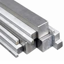Aluminium Square Bar 6082