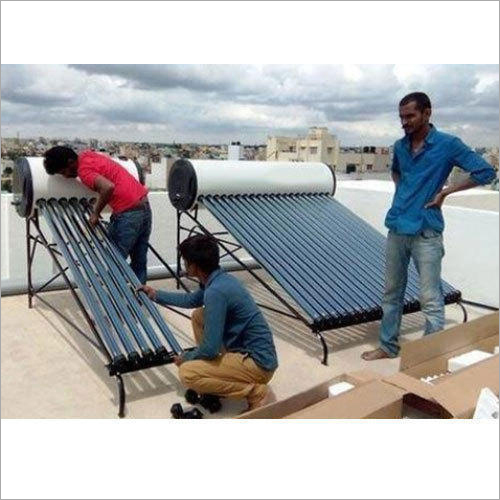 Solar Water Heater Maintenance Service