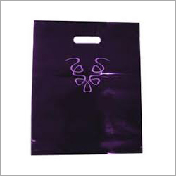 D Cut Printed Plastic Bag