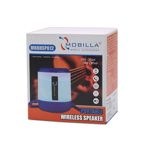 PORTABLE WIRELESS SPEAKER 12