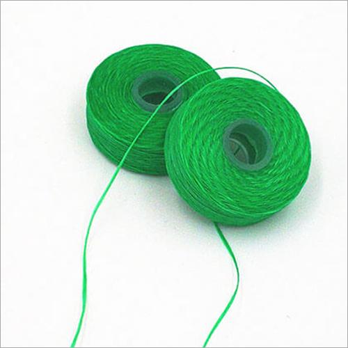 Green Floss Yarn