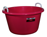 Water Handle Plastic Tub